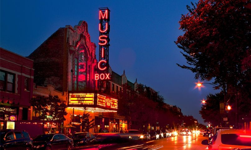 music box theatre chicago Greetings from Castle Rock: A Stephen King Film Festival