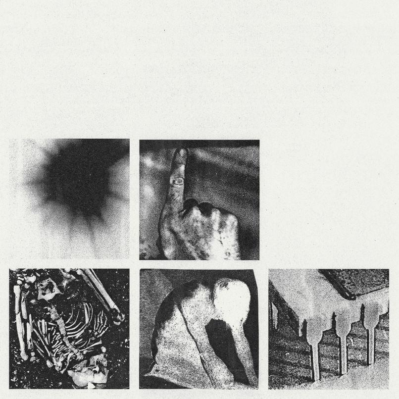 Nine Inch Nails' Bad Witch Artwork