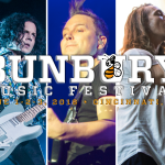 Bunbury 2018 Headliners, photos by David Brendan Hall (Jack White), Philip Cosores (Blink-182 & Incubus)