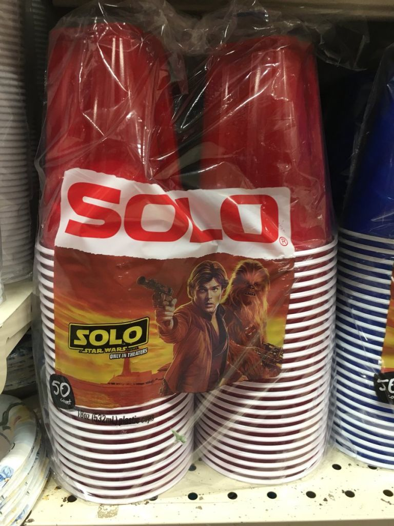 solo cups Ranking: Every Star Wars Movie and Series from Worst to Best