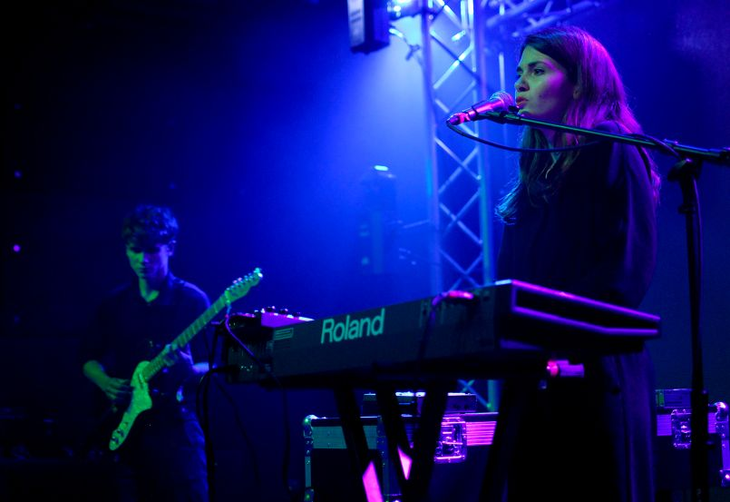 Tess Roby at Moogfest 2018