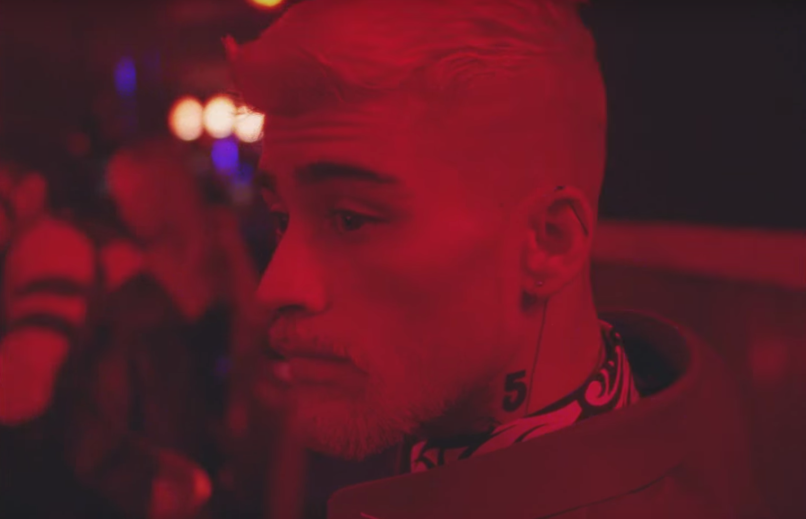 Zayn Malik Entertainer Video Strip Club