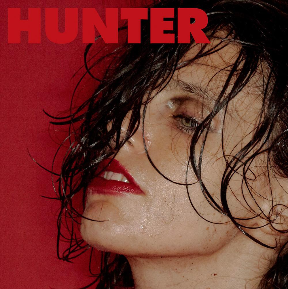 anna calvi hunter cover Anna Calvi announces new album, Hunter, shares Don't Beat The Girl Out Of My Boy: Stream