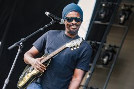 Seu Jorge, photo by Debi Del Grande