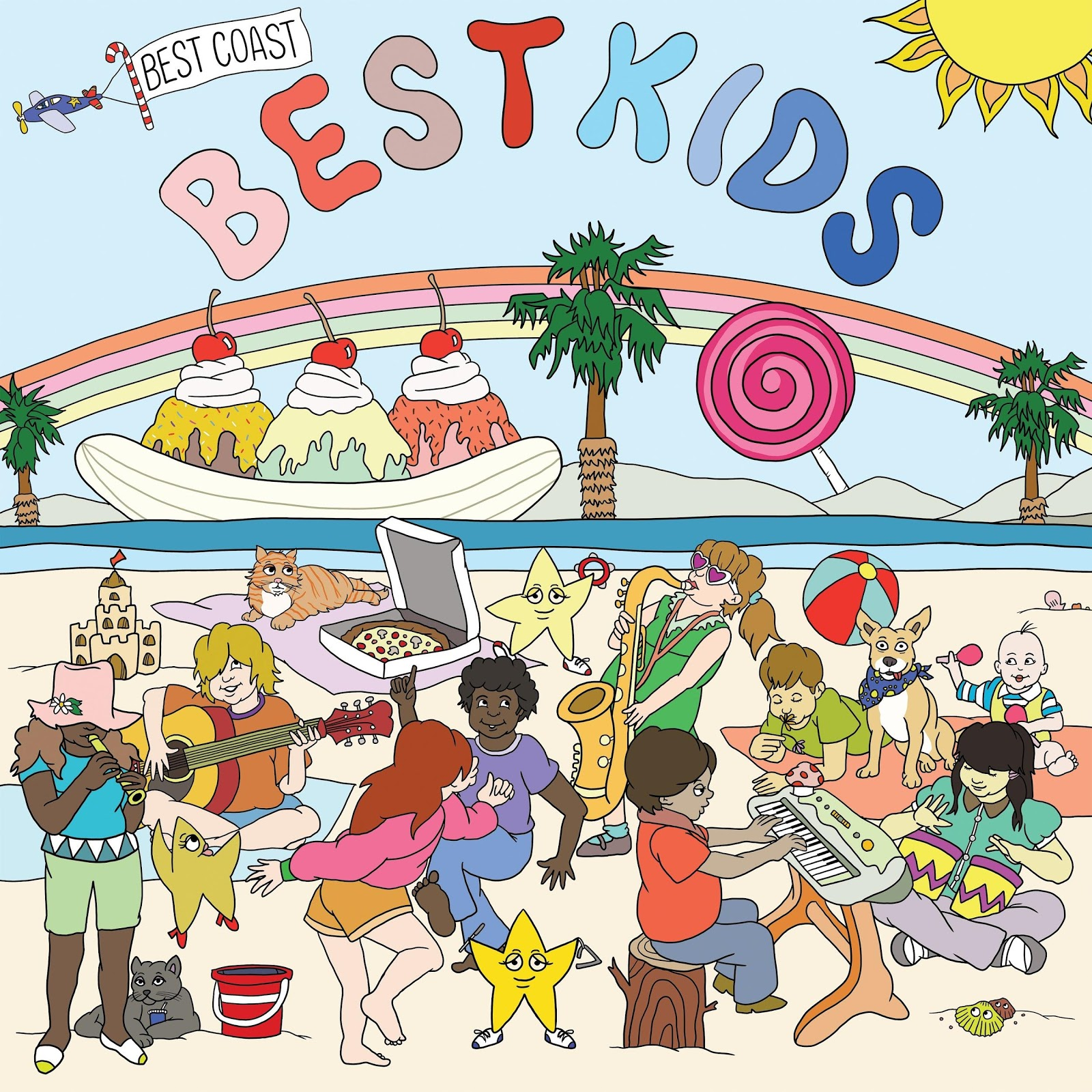 best coast children's record