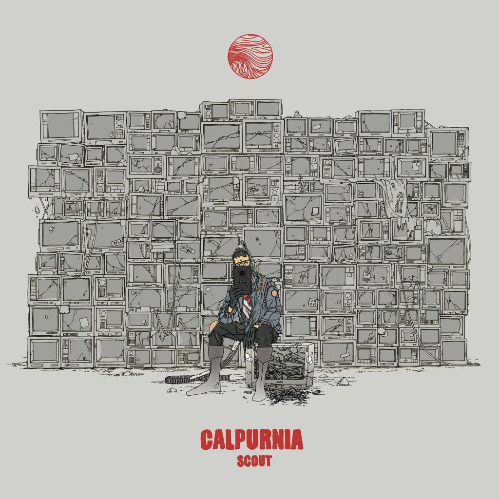 Calpurnia Scout EP cover art artwork