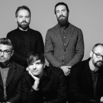 Death Cab for Cutie black and white new album thank you for today gold rush