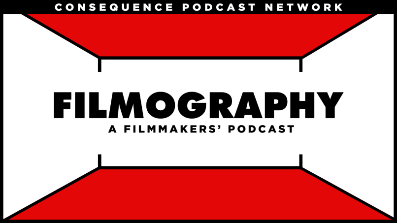 filmography kubrick horizontal 2 Consequence Podcast Network