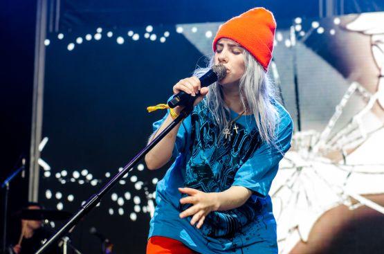 Billie Eilish, photo by Ben Kaye