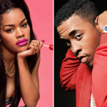 Jeremih and Teyana Taylor tour the light red