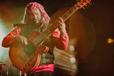 Thundercat, photo by Kimberley Ross