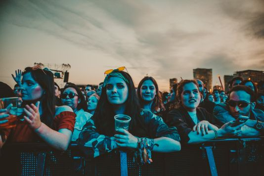 Primavera Sound 2018, photo by Kimberley Ross