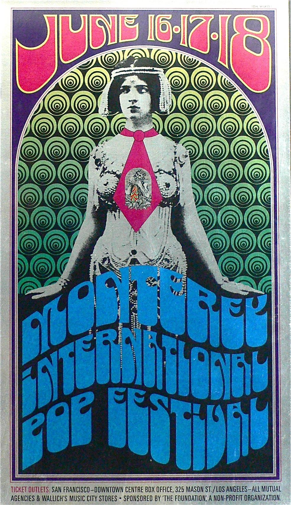 Monterey Pop Festival - 1967