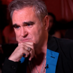 morrissey new interview vegan