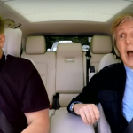 Paul McCartney on Carpool Karaoke