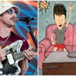 portugal the man beavis and butthead tour opening video rock couch