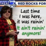 Ryan Adam weather red rocks denver 7 colorado