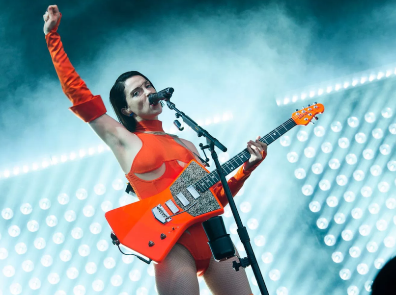 "St. Vincent - ""Slow Fast Disco"""