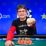Steve Albini, poker winner