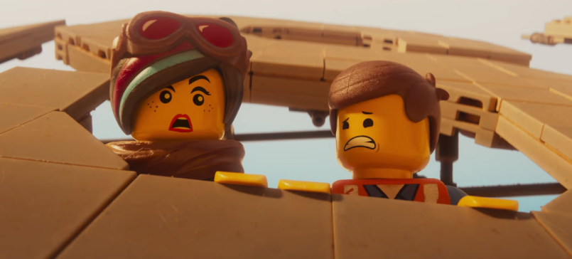 The LEGO Movie 2 The Second Part trailer emmet wyldstyle