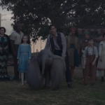 Tim Burton's Dumbo trailer
