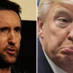 Trent Reznor and Donald Trump