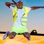 "Stream Tyler the Creator ""PEACH FUZZ"" song jump"