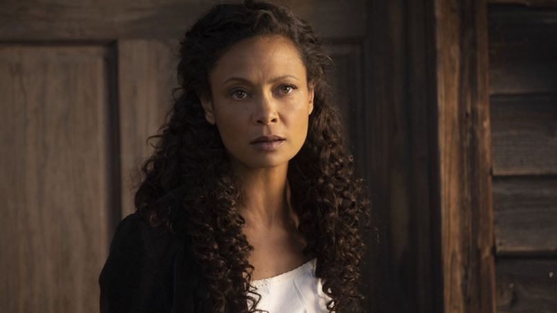 Westworld HBO Thandie Newton