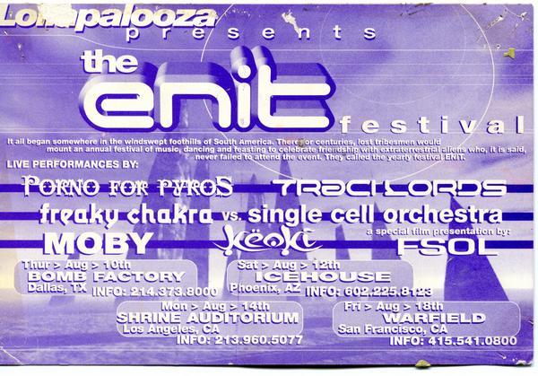 ENIT Festival 1995
