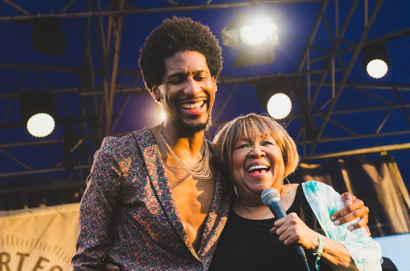 A Change is Gonna Come Jon Batiste and The Dap Kings Mavis Staples 1