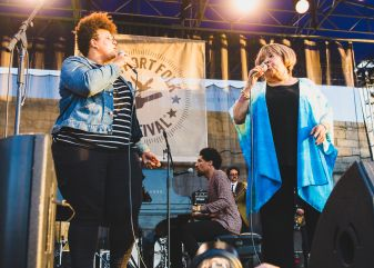 A Change is Gonna Come Jon Batiste and The Dap Kings Mavis Staples Bermuda Triangle Brittany Howard