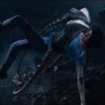 alita battle angel trailer new