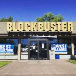 Blockbuster in Bend, Oregon