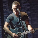 Bruce Springsteen on Broadway, photo by Rob Demartin encore this hard land
