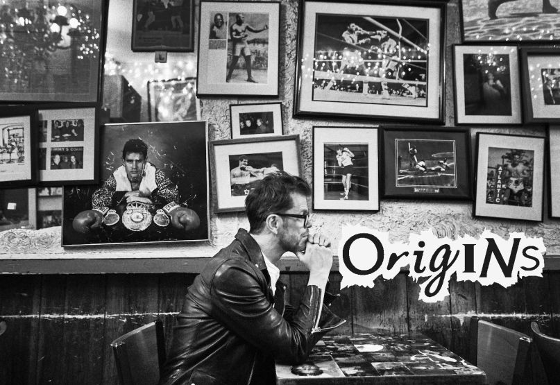 Donny McCaslin photo by Jimmy Fontaine Origins Club KIdd