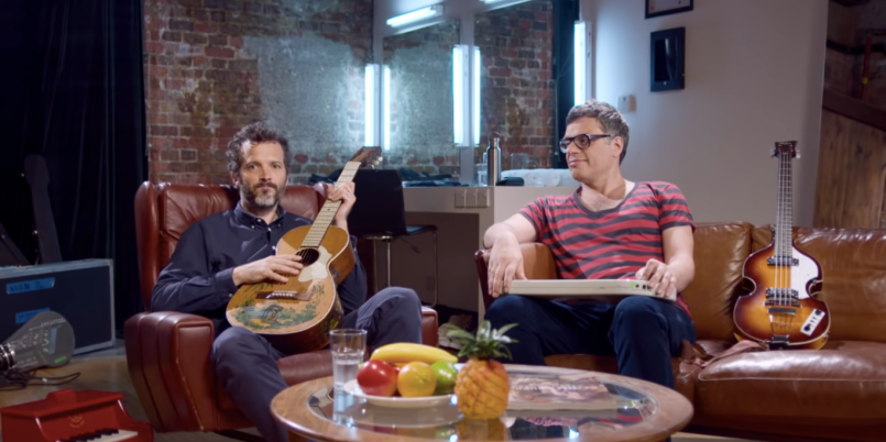 flight of the conchords hbo special