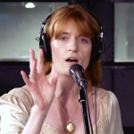 "Stream Florence and The Machine Fleetwood Mac ""Silver Springs"" cover at SiriusXM"
