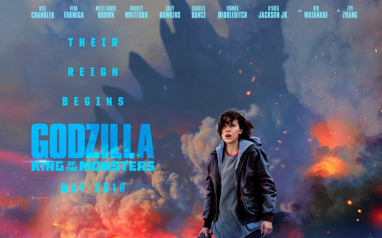 godzilla-king-of-the-monsters millie bobby brown poster