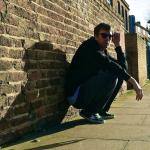 Graham Coxon photo by Denholm Hewlett Solo North American Tour 2018 Wall Crouch Blur