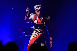 Janelle Monáe, photo by Heather Kaplan