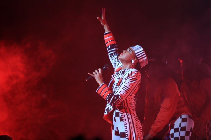 kaplan cos janelle monae 35 Artist of the Year: Janelle Monáe Stood Out This Year by Standing Up for Individuality