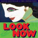 Elvis Costello Look Now artwork
