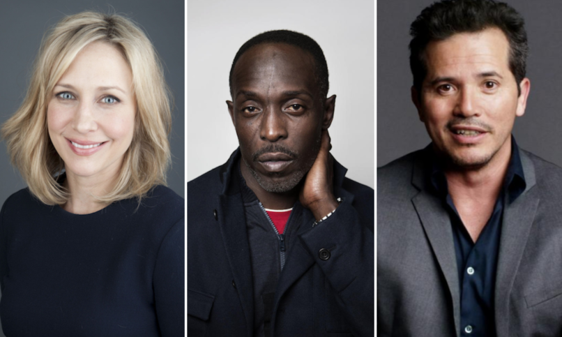 Michael K. Williams, Vera Farmiga and John Leguizamo Ava DuVernay Central Park Five Casting