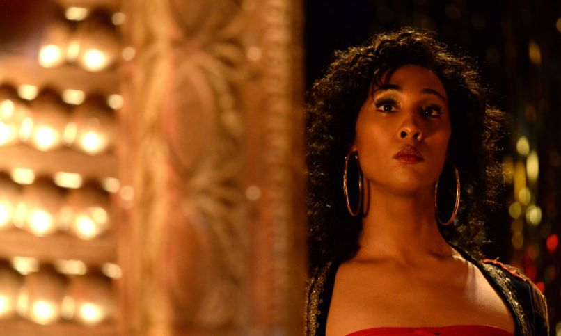 MJ Rodriguez as Blanca