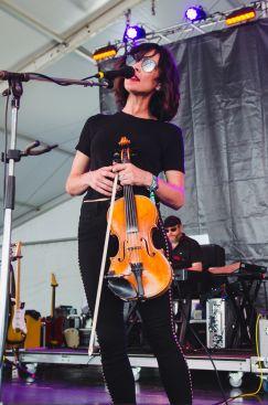 Newport Folk Festival 2018 Ben Kaye Amanda Shires