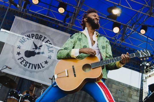 Newport Folk Festival 2018 Ben Kaye-Fantastic Negrito