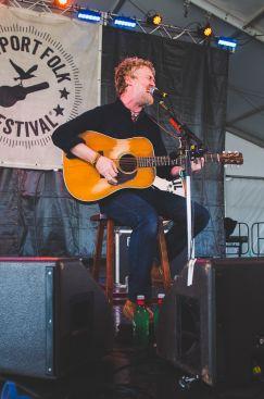 Glen Hansard, Newport Folk Festival 2018, photo by Ben Kaye