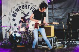 Jen Cloher, Newport Folk Festival 2018, photo by Ben Kaye
