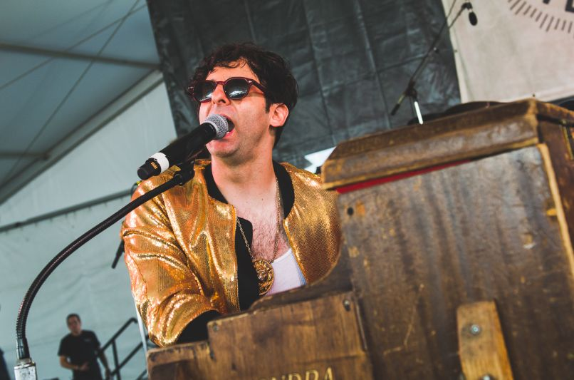 Newport Folk 2018 Ben Kaye-Low Cut Connie 2