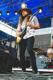 Newport Folk 2018 Ben Kaye-Lukas Nelson and Promise of the Real 2